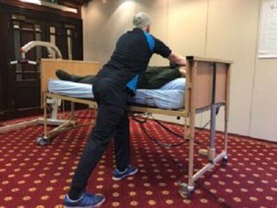 Patient Manual Handling Course
