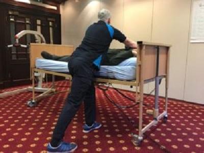 Patient Manual Handling Course Online